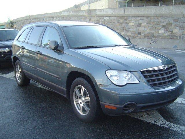 2007 Chrysler Pacifica Station Wagon Driver Air Bag Passenger Air Bag Front Head Air Bag Rear He