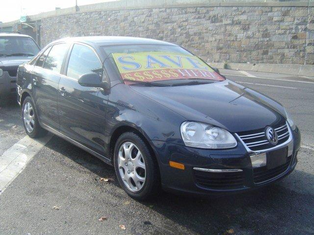 2008 Volkswagen Jetta 4dr Car Driver Air Bag Passenger Air Bag Passenger Air Bag Sensor Front Si