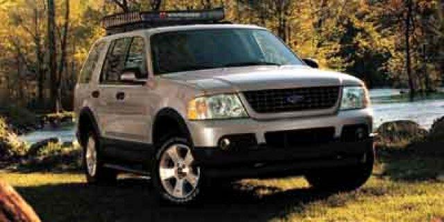 2003 Ford Explorer Sport Utility Driver Air Bag Passenger Air Bag All Wheel Drive Auto-Dimming R