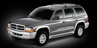2002 Dodge Durango Sport Utility Driver Air Bag Passenger Air Bag AC Multi-Zone AC Rear AC