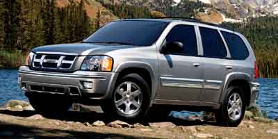 2005 Isuzu Ascender Sport Utility 4-Speed AT ABS 4-Wheel Disc Brakes AC AT Adjustable Steer