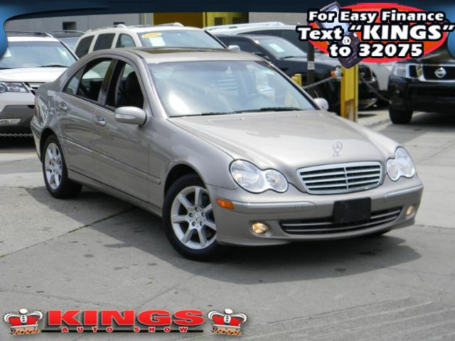 2007 Mercedes C-Class 228 horsepower 3 liter V6 DOHC engine 4 Doors 4-wheel ABS brakes 8-way po