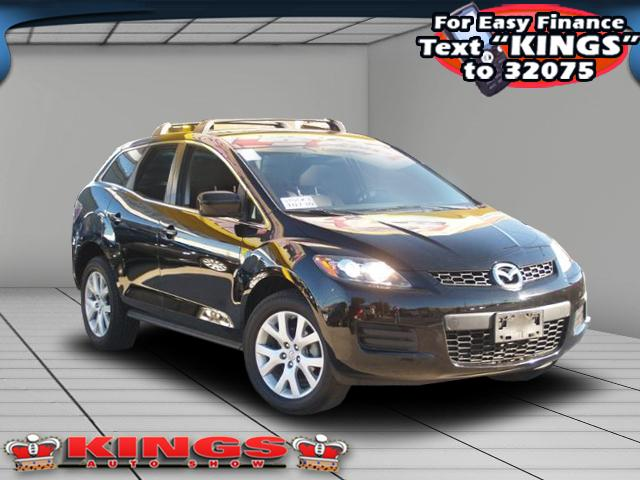 2008 Mazda CX-7 Traction control - ABS and driveline Rear defogger Front seat type - Bucket Fuel