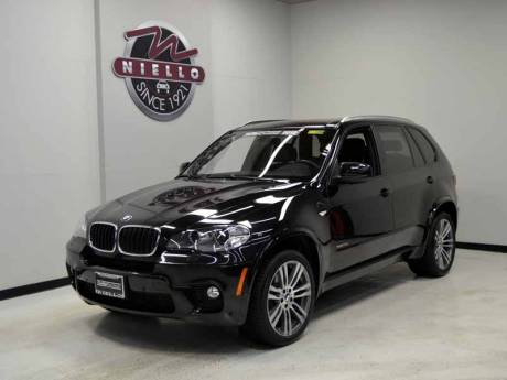 2012 BMW X5 AWD Cold Weather Package M Sport Package 337 M Sport Package Heated Rear Seats S