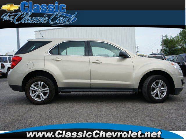 2011 Chevrolet Equinox AWD 4dr LS 4 Cylinder Engine 4-Wheel ABS 4-Wheel Disc Brakes 6-Speed AT