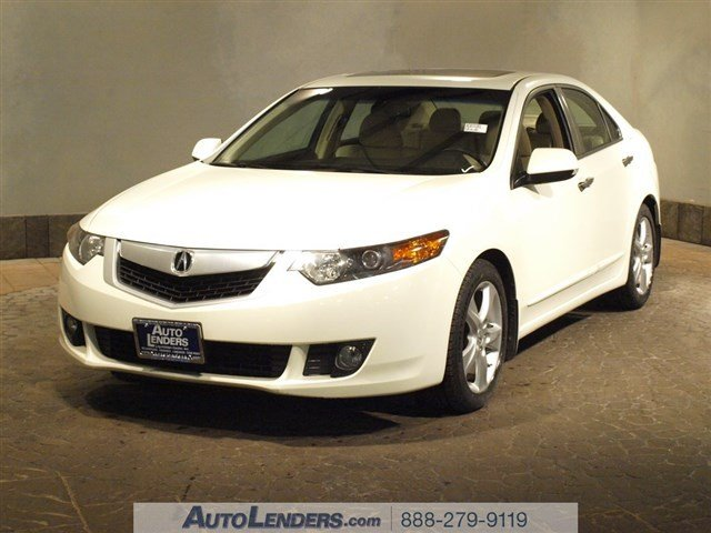 2010 Acura TSX Auto Front Wheel Drive Power Steering 4-Wheel Disc Brakes Aluminum Wheels Tires