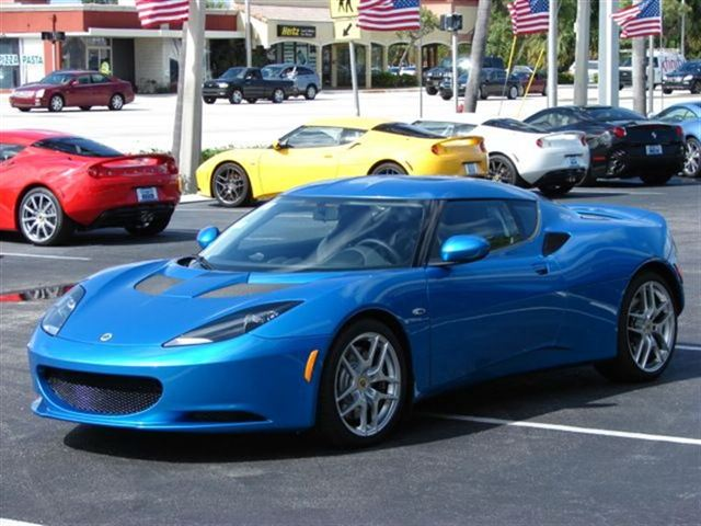 2011 Lotus Evora 2dr Coupe 22 Coupe Air Conditioning Climate Control Power Windows Power Door L