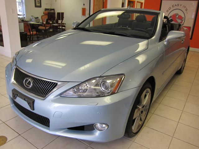 2010 Lexus IS 250C 2dr V6 Convertible Certified Vehicle Warranty Power Windows Power Door Locks