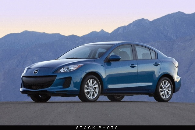2012 Mazda MAZDA3