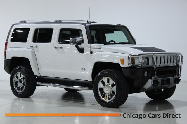 Tothego - Birch White 2008 Hummer H3 Alpha ..._1